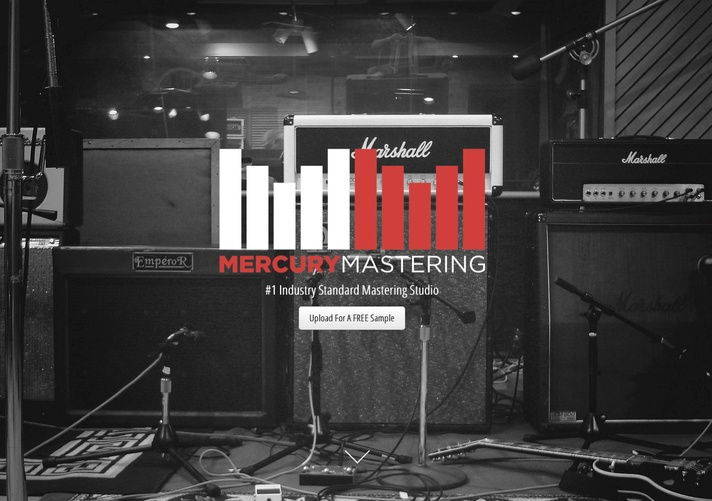 Mercury Mastering featured image